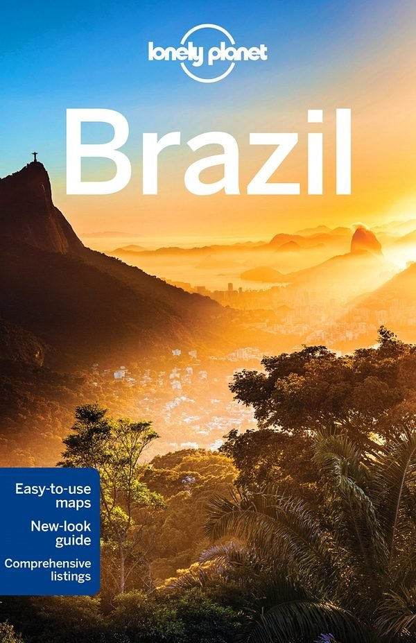 Lonely Planet Brazil guidebook