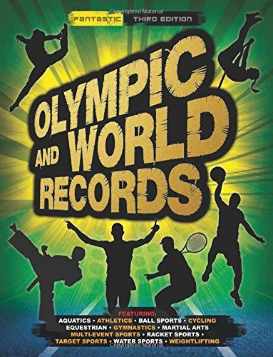 Olympic and World Records cover
