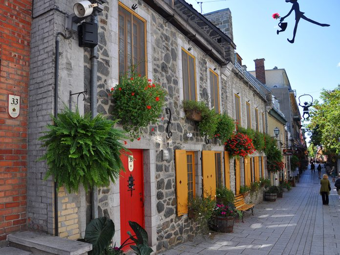 Vieux Quebec, Quebec City