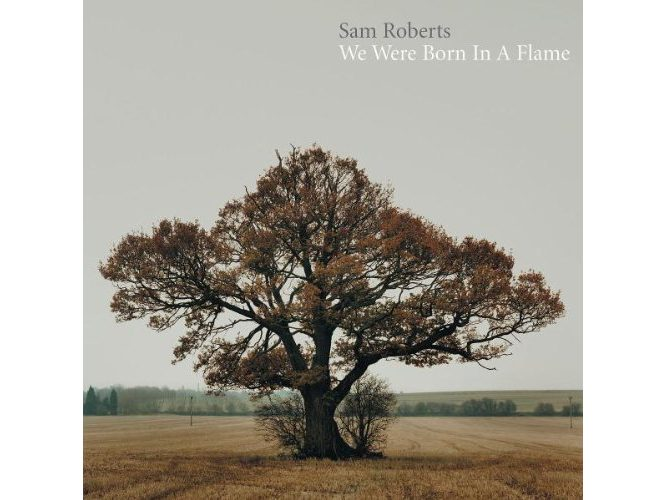 Sam Roberts, We Were Born in a Flame
