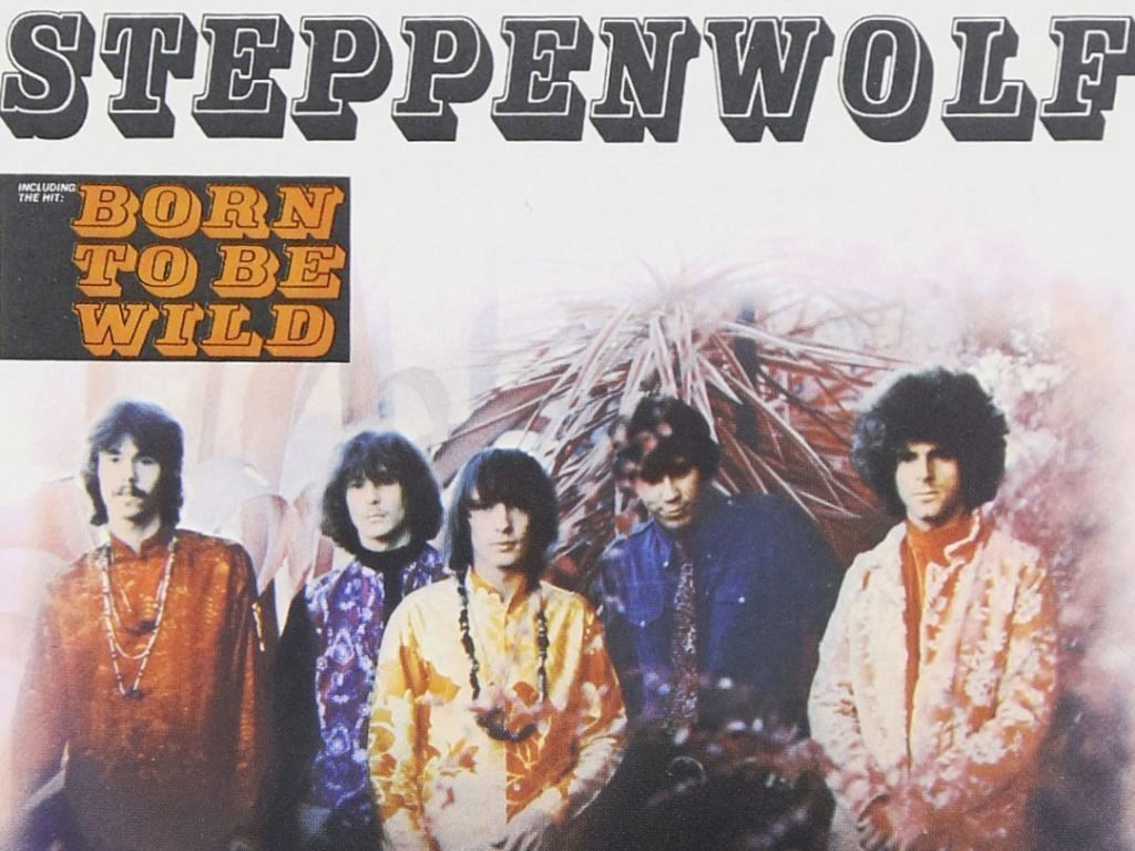 Steppenwolf, Born to be Wild