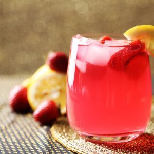 Lynn Crawford's Strawberry Lemonade