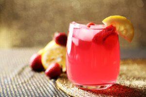 Lynn Crawford's Strawberry Lemonade