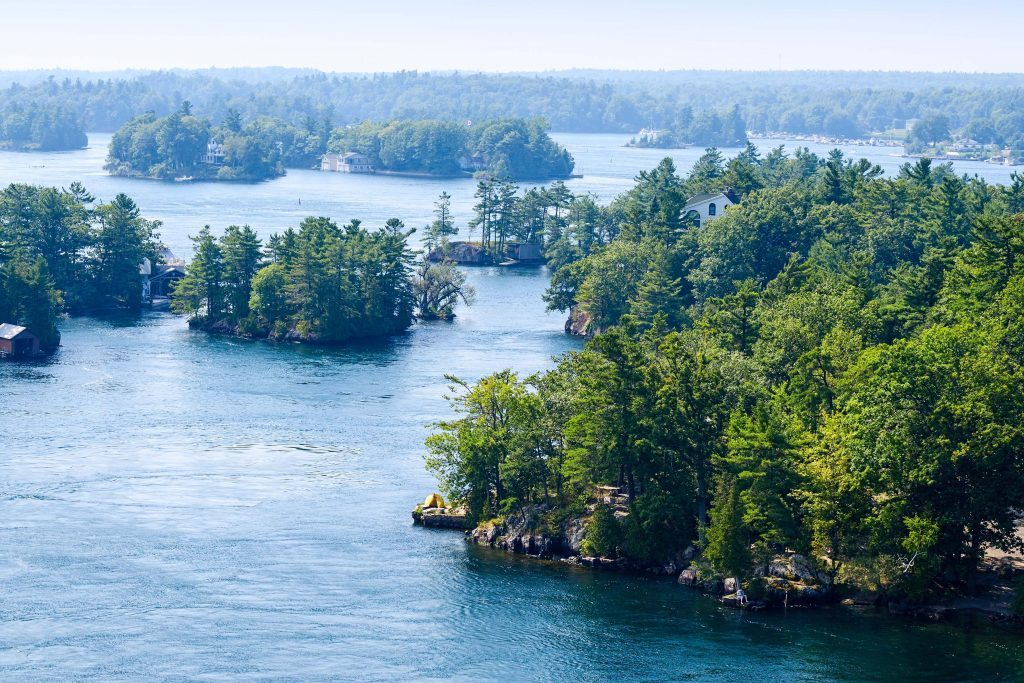 Day trips from Toronto to 1000 Islands