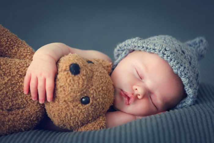 Babies are common dreams