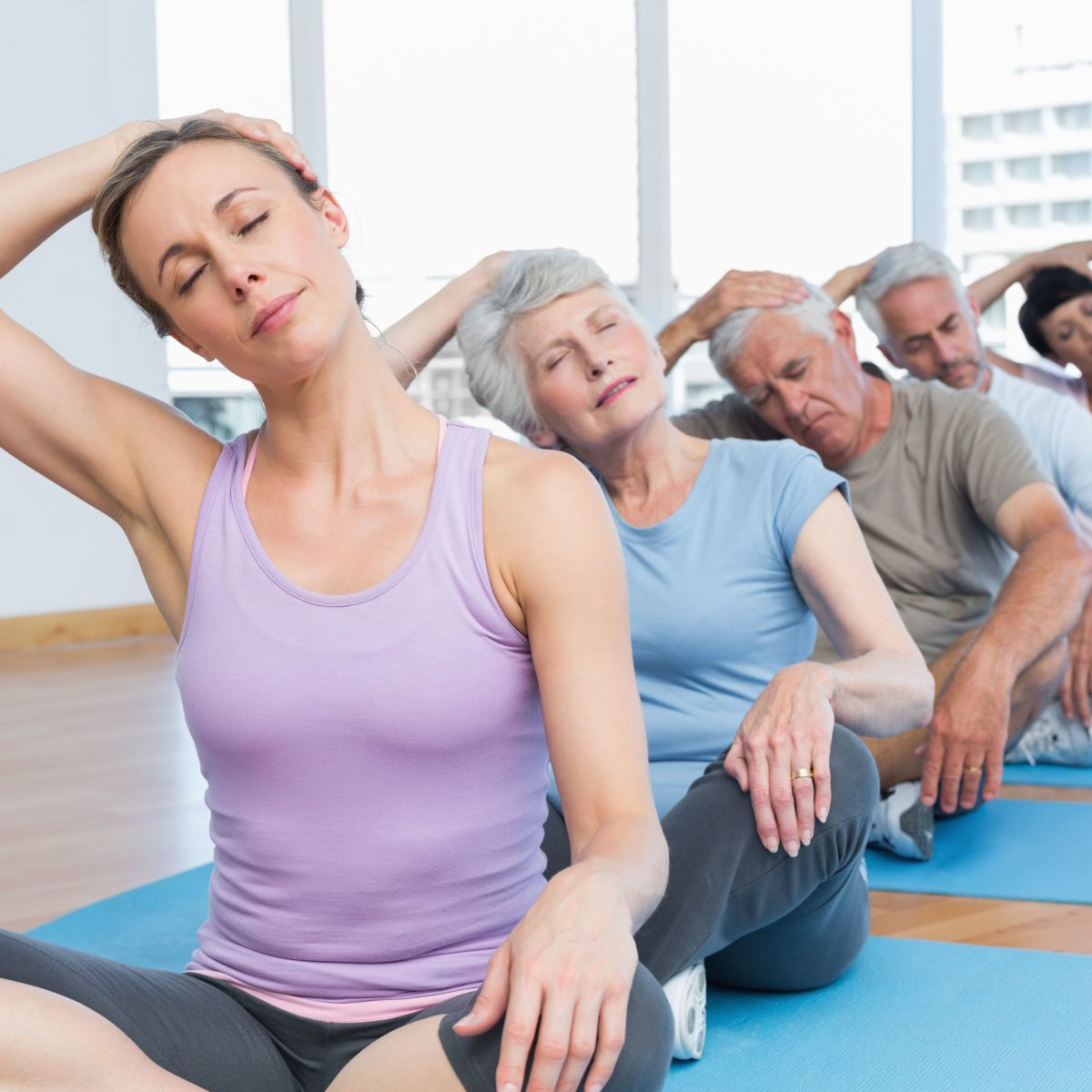 4 Reasons to Take Group Exercise Classes cfbf841ac93