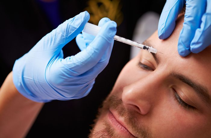 Botox can be used as a form of migraine prevention