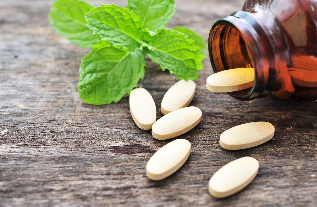 Vitamin b2 supplements