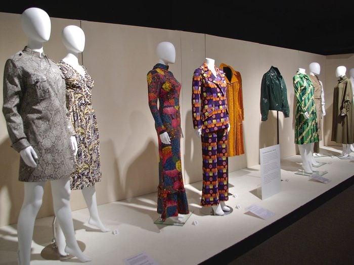 Fashion History Museum, Cambridge