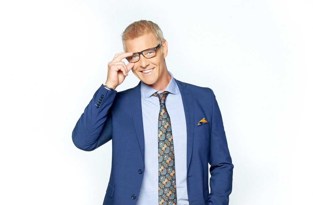Television personality and designer Steven Sabados