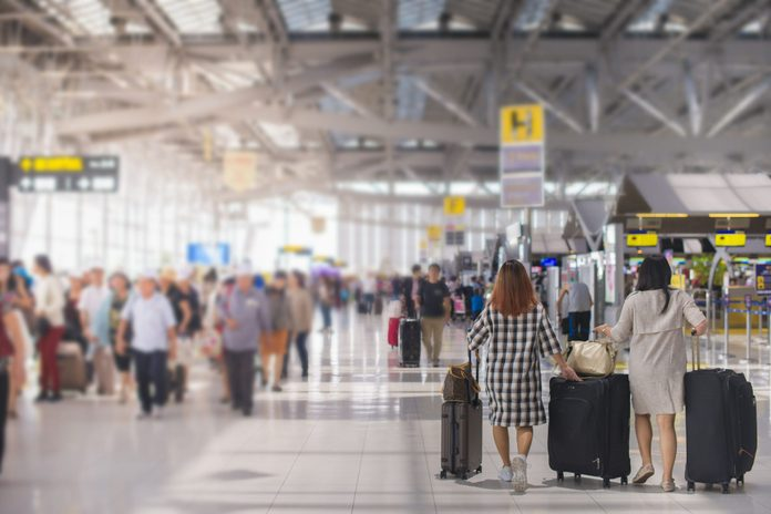 Airport travel tips include planning ahead