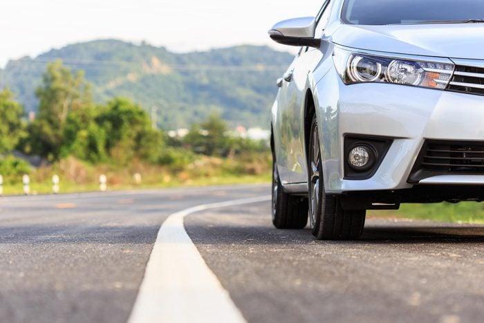 car repair tips - Generic silver car