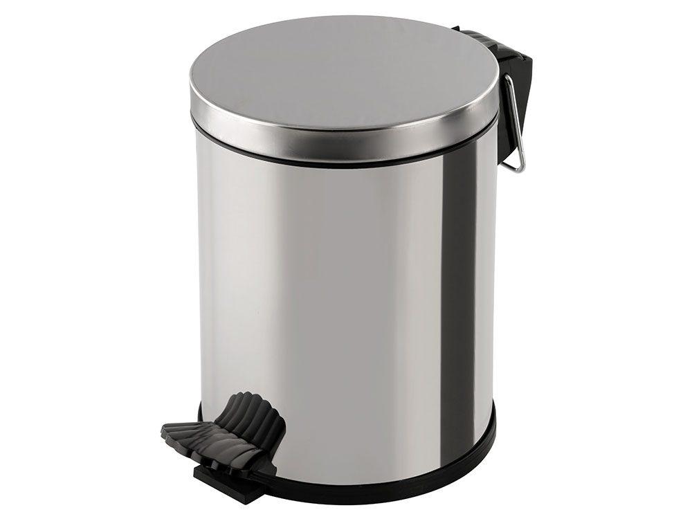 Bathroom garbage can