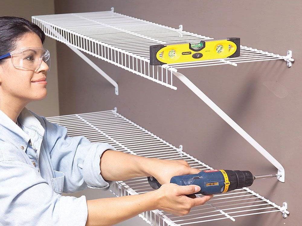 Garage storage ideas Family Handyman  sc 1 st  Readeru0027s Digest & 11 Clever DIY Solutions for a Cluttered Garage