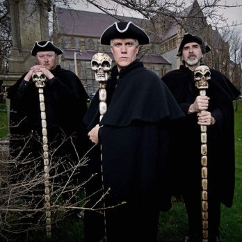 Canada's 10 Best Ghost Walks
