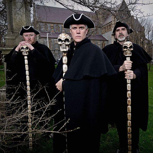 Ghost tour - Haunted walk guides
