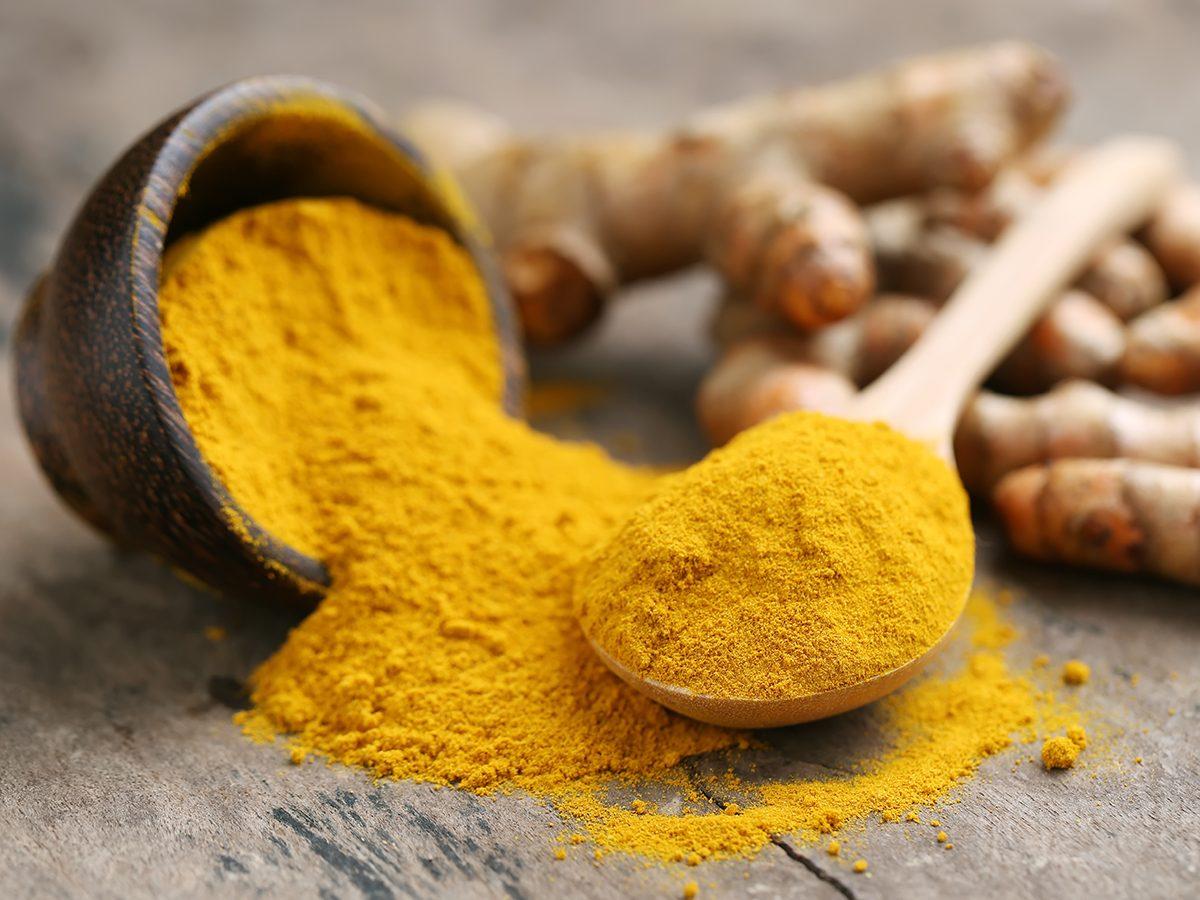 How to improve gut health - turmeric
