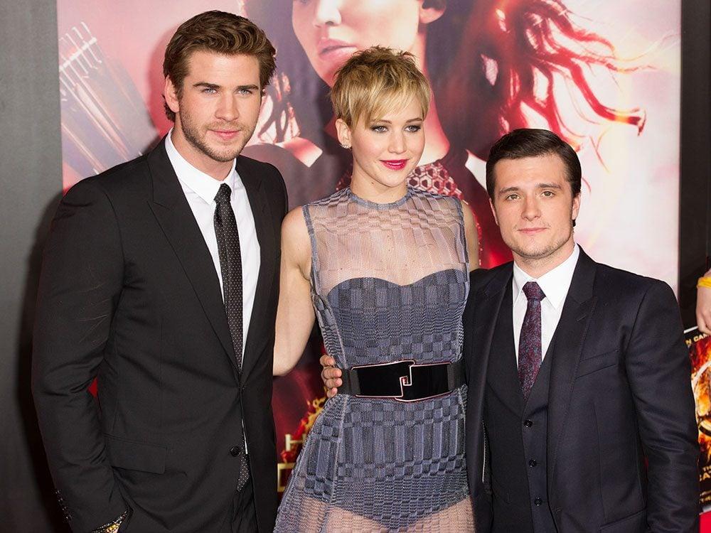 Hunger Games cast
