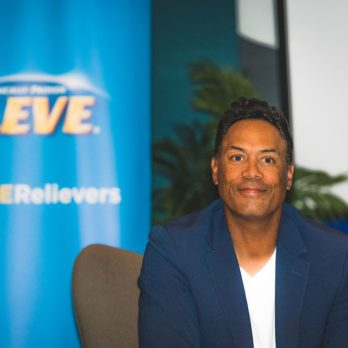 Roberto Alomar's 4 Secrets to Staying Young