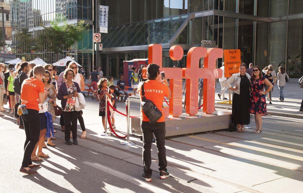 Fans flock to Toronto International Film Festival (TIFF) to stargaze