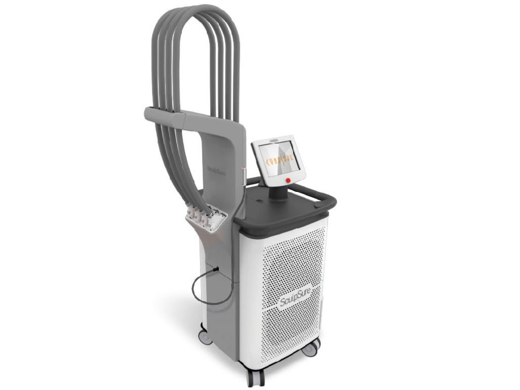 SculpSure laser machine