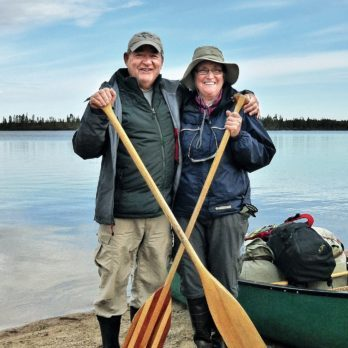 Beauty & The Barrens: Our Canoe Trip Through the Canadian Arctic