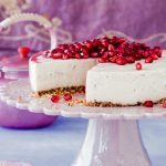 Chilled Lime Cheesecake