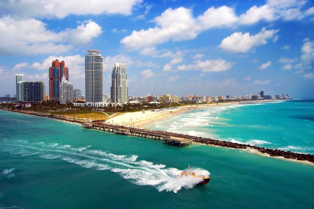 Christmas Destinations: Miami Beach, United States