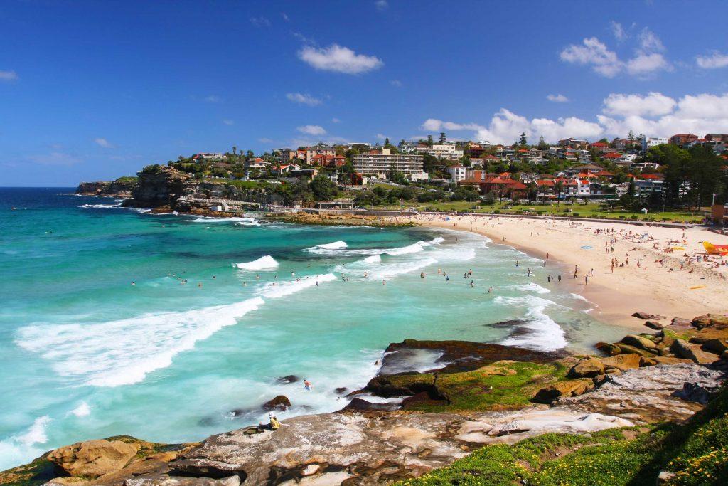 Beach in Sydney, Australia