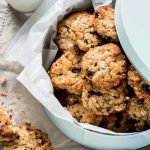 Ginger and Chocolate Cannellini Bean Cookies