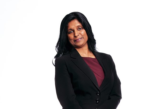 Geetha Moorthy of the South Asian Autism Awareness Centre