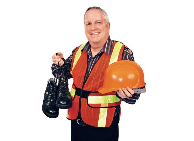 Stephen Flynn of Working Gear