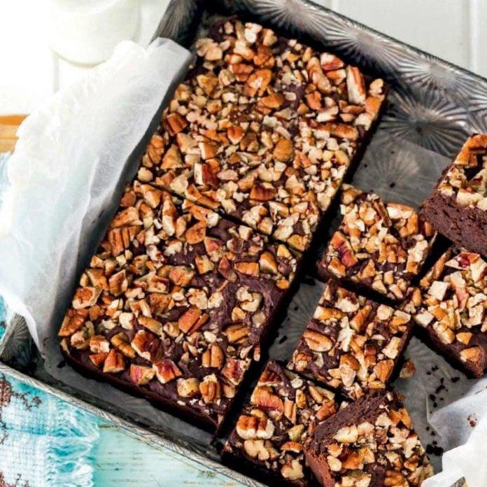 Guilt-Free Chocolate Brownies