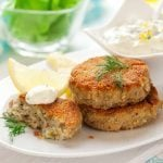 Paprika-Spiced Fish Cakes