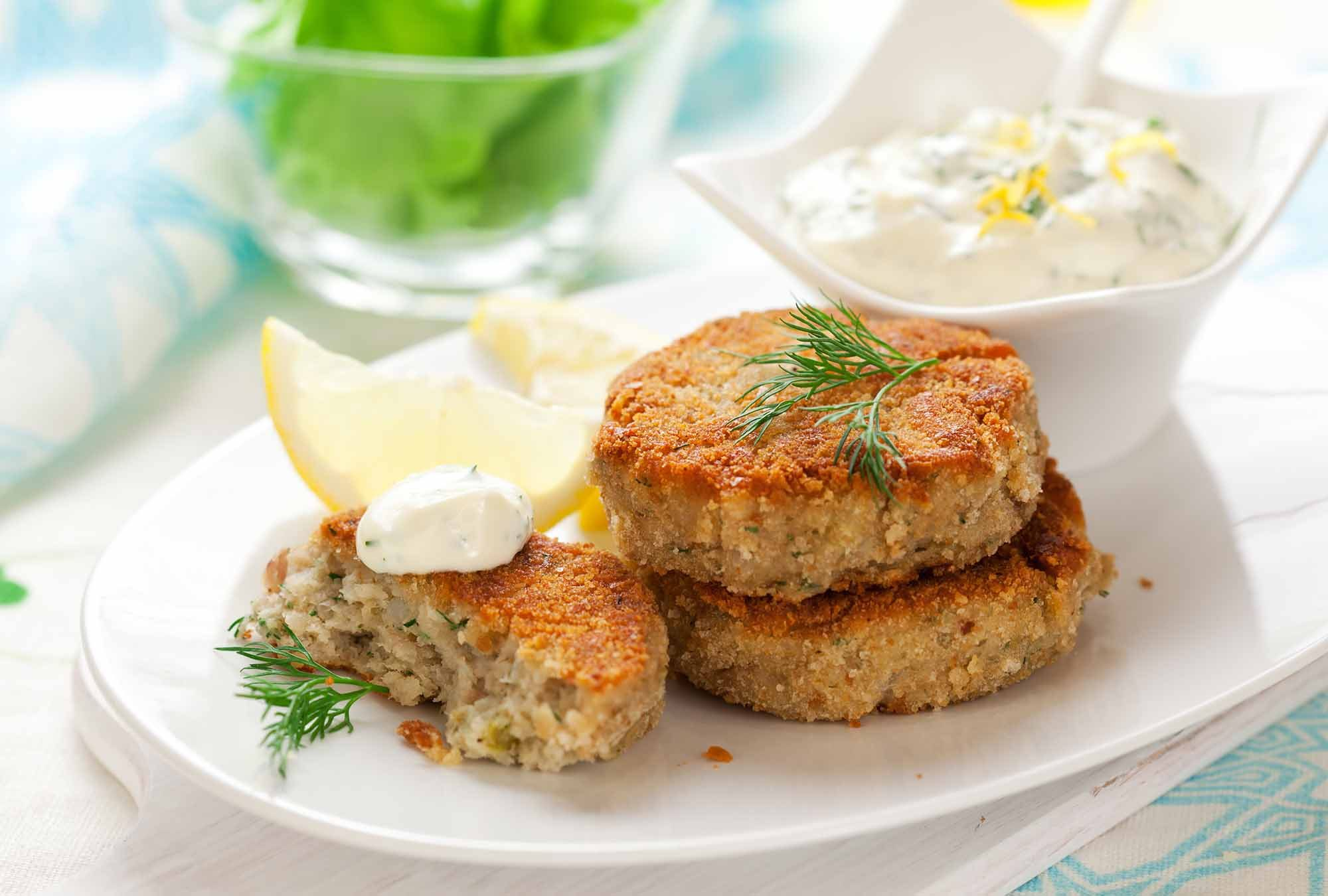 Paprika spiced fish cakes for How to make fish patties