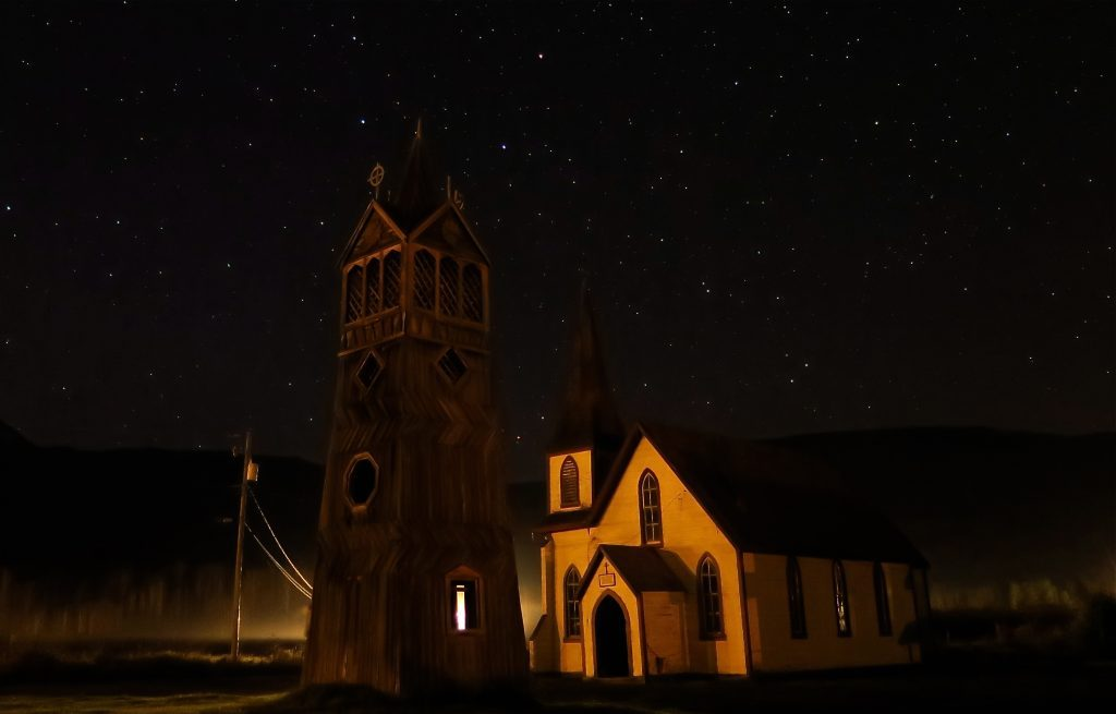 St. Paul's Church in British Columbia
