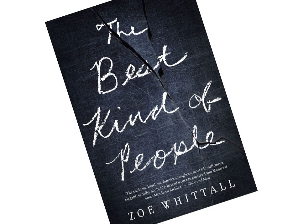 The Best Kind of People book cover
