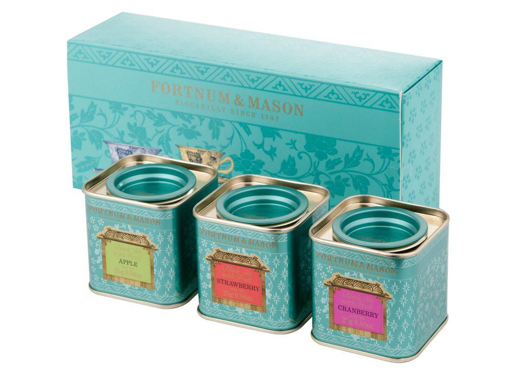 Fortnum & Mason fruit teas