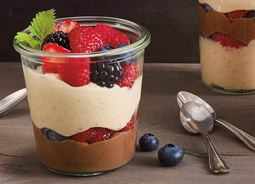Lactose-Free Creamy Peanut Butter Pudding