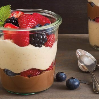 Chocolate Peanut Butter Pudding