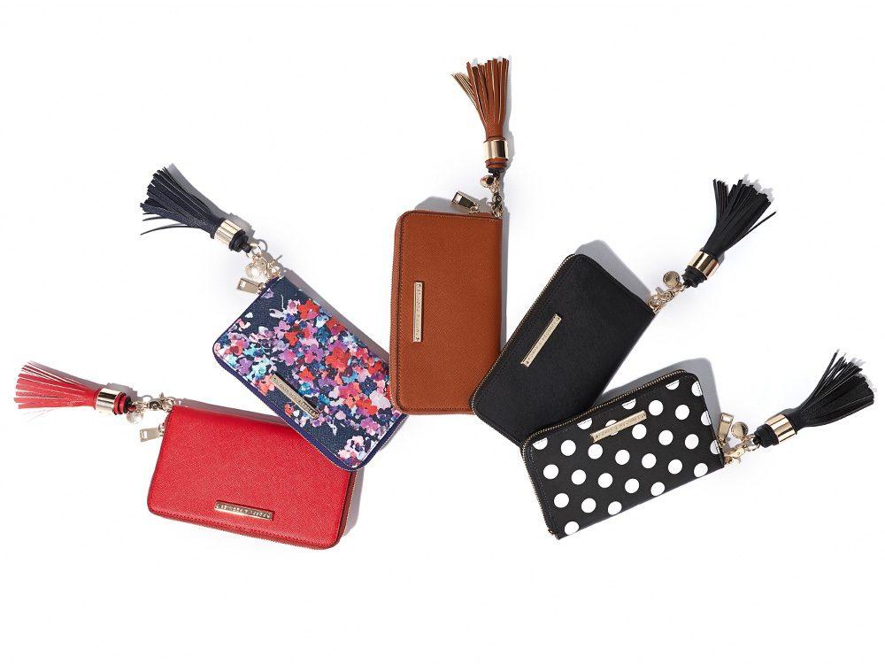 Women's mini-bag wallets