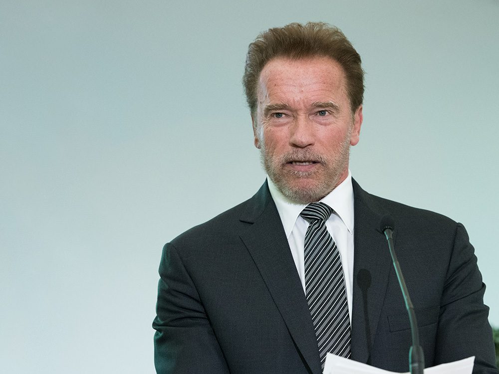 Arnold Schwarzenegger is turning 70 in 2017