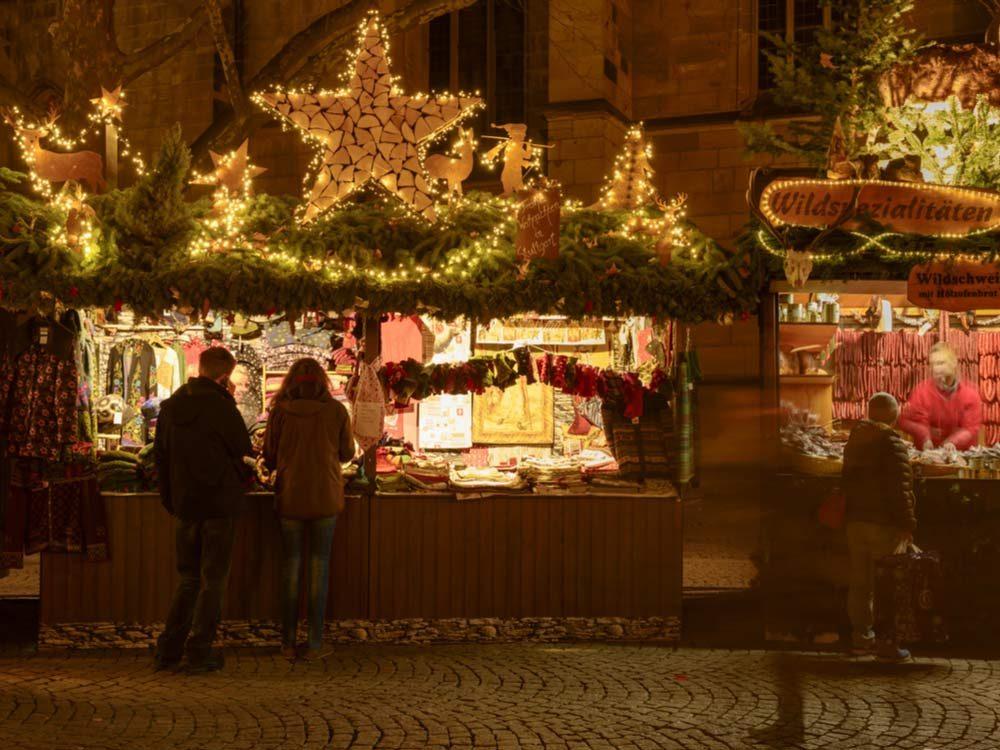 Christmas in Stuttgart, Germany