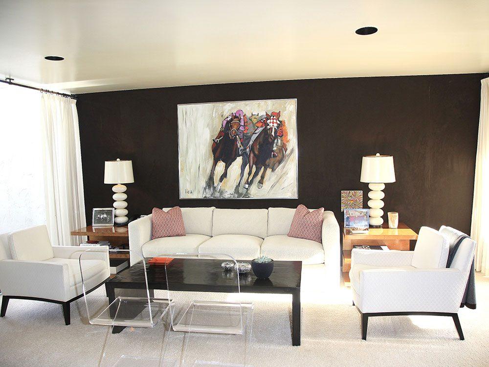 Artwork at home