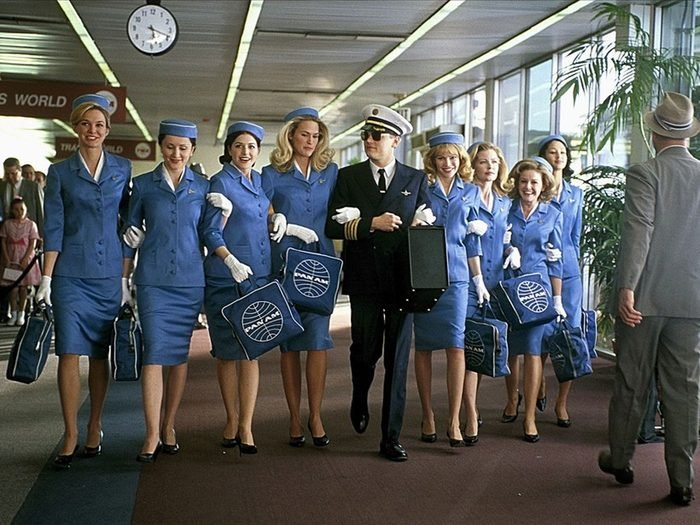 Movies filmed in Canada - Catch Me If You Can