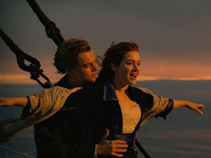 Moves filmed in Canada - Titanic
