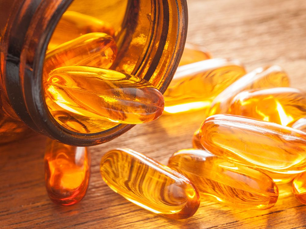 Fish oil allergic reaction symptoms all the best fish in for Fish oil for dog allergies
