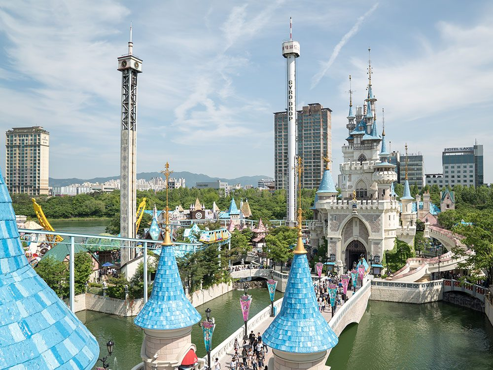 Lotte World, Seoul
