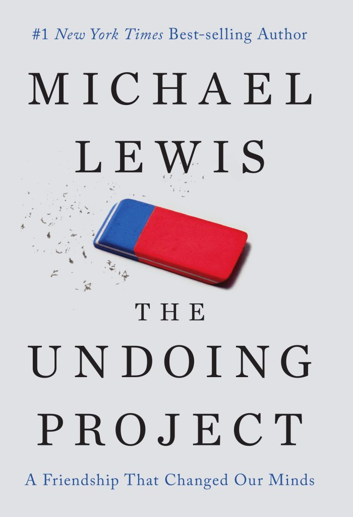 The Undoing Project by Michael Lewis