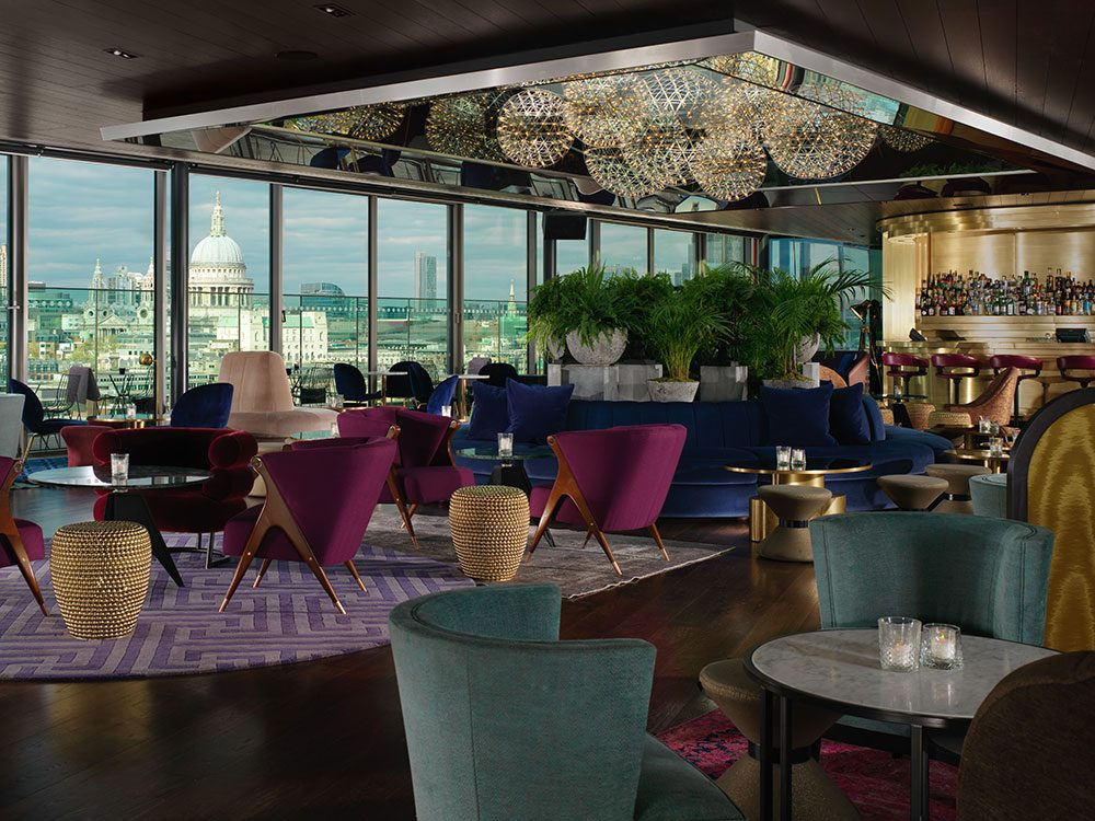 Rumpus Room, Mondrian London at Sea Containers